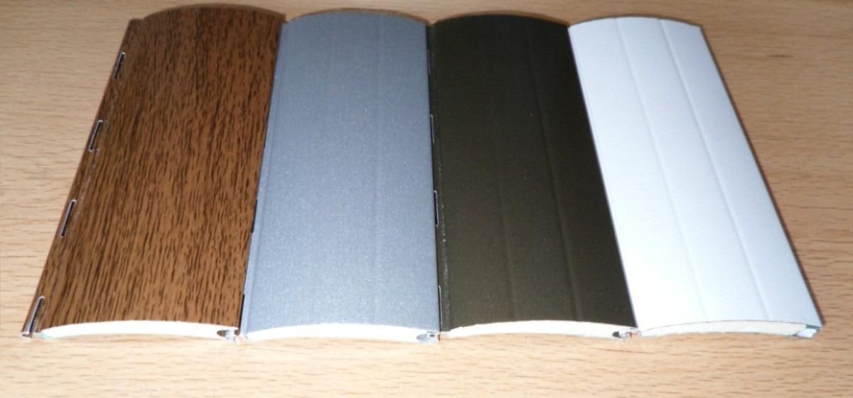 Cortinas de enrollar o percianas alumica aberturas aluminio for Kit para toldos de enrollar